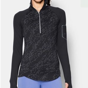 Under Armour Fast Fly Luminous Half Zip Pullover